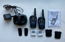 Midland Lxt326 X-Tra Talk Two Way Radios with Charging Stand Used Free Ship