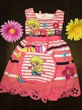 FROZEN BABY GIRL'S DRESS  / VESTIDO PARA BEBES
