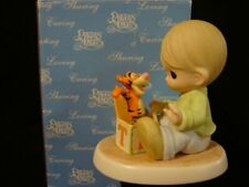 New ListingPrecious Moments-Disney Showcase Collection-The Wonderful Thing About Tiggers
