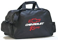 CHEVROLET TRAVEL / GYM / TOOL / DUFFEL BAG flag corvette blazer camaro banner