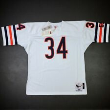 100% Authentic Walter Payton Mitchell & Ness 1985 Bears Jersey Size 48 XL Mens
