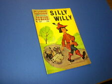 Classics Illustrated Junior #557 Silly Willy 1968 (Hrn 576) no markings!