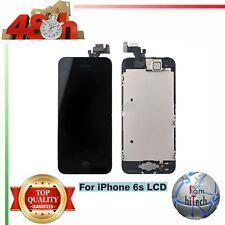 DISPLAY PER IPHONE 6S NERO ASSEMBLATO COMPLETO SCHERMO LCD ORIGINALE CENTURY AAA