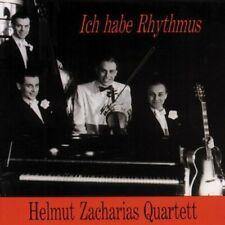 Helmut Zacharias Quartett Ich habe Rhythmus (26 tracks, #bearfamily15642)  [CD]