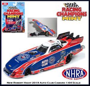 New Racing Champion 1/64th Die Cast Car Robert Hight 2019 AAA Camaro Funny Car