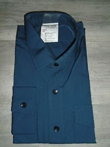 RAF MANS WORKING DRESS SHIRT LONG SLEEVES VARIOUS SIZES GENUINE ISSUE NEW