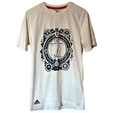 ADIDAS Shirt Olimpiadi Londra a vela XXX 2012 TEE T-SHIRT MAI INDOSSATO Taglia XS