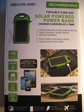 Solar Power Bank Solarmodul Handy
