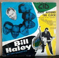 Rare LP 25CM - Bill Haley et Ses Cometes, Rock Around The Clock or.fr 1956