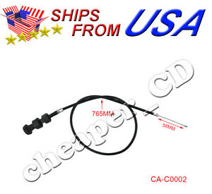 Front Brake Cable Replacement for Yamaha PW50 PY50 Pit Dirt Bike