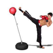 Innolife Punching Bag, Boxing Bag with Stand Kids Boxing Equipment with Adjustab