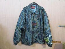Bhogalli Leather Jacket Mens 6XL