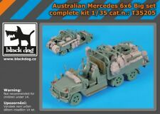Black Dog 1/35 Australian Mercedes 6x6 G-Wagon SRV Big Set Complete Resin kit