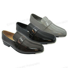New Men's Dress Shoes Casual Tuxedo Loafer Fashion Slip On Formal Wedding Party