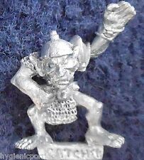 1988 Goblin Bloodbowl 2nd Edition Catcher 20 Citadel BB103 Fantasy Football Team