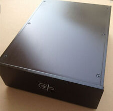 QY2309 cello Full aluminum amplifier chassis/DAC chassis Enclosure