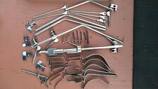 Thompson Farley Cervical, PLIF & ALIF Radiolucent Retractor Neuro Spine Surgery