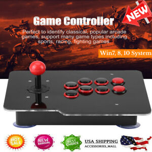 Joystick USB Stick Buttons Controller Control Device for PC Computer Arcade Game