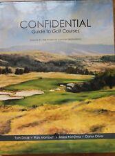 The Confidential Guide To Golf Courses Americas, Summer Destinations, Tom Doak