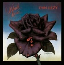 Thin Lizzy Black Rose a Rock Legend 180gsm Vinyl LP Mp3