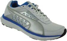 Zapatillas de deporte blancos mixtos de malla