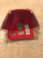 "Artic Cat Instrument Pod Cover Red Part 0405-144 Atv 400/500 2005 4""rnd"