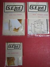 Scale Equipment Ltd.-Diorama Model Kit(1:24-1:25)File Cabinet,Storage Cabinet,