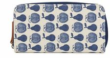 Pink Lining WALLET- APPLES & PEARS BLUE Baby Travel Store BN