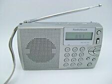 RadioShack AM/FM/SW Shortwave Digital Portable Radio Model 2000125