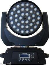 WP 500Z TESTA MOBILE WASH A LED 36 X 15 WATT RGB X GRANDI SUPERFICI
