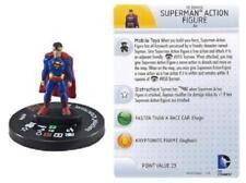 Superman Action Figure #099e LE WizKids Promo Heroclix
