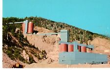 Red River, New Mexico,  Molybdenum Mine, (Mainly Used As Steel Alloy) - Postcard