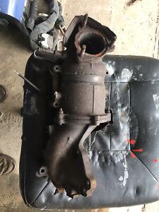 Toyota Mr2 DeCat Pipe Catalytic Converter Original Gutted Jdm Sw20