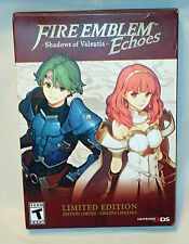 Fire Emblem Echoes: Shadows of Valentia Limited Edition Brand New Factory Sealed