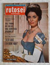 ROTOSEI N.40 ANNO 1960 ANNA MARIA FERRERO