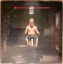 The Michael Schenker Group first album Chrysalis LP 1980 CHR 1302  vg/vg
