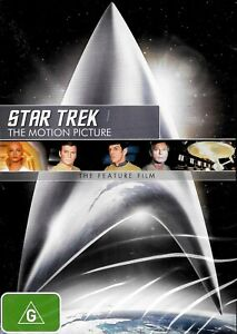 Star Trek I The Motion Picture - The Feature Film - Rare DVD Aus Stock New