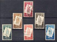 España Pro Infancia Hungara Serie del año 1956 (DD-174)