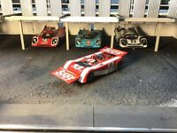 LOLA T-260 Red Wing Vanquish MG 1/30 Slot Car Excellent Condition