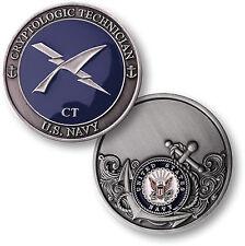 U.S. Navy / Cryptologic Technician - USN Challenge Coin