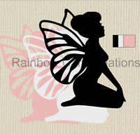 12 Fairy Set Die Cut #09 Embellishment Cutout Scrapbooking Lantern Card Invite