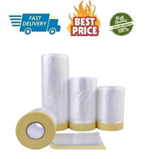 Tape And Drape, Assorted Masking Paper For Automotive Painting Coveri