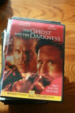 THE GHOST AND THE DARKNESS - DVD - EXCELLENT CONDITION!!