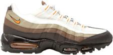 Men's 2007 Nike Air Max 95 LE Dark Cinder Shock Orange 609048-181 Size 11 Shoes