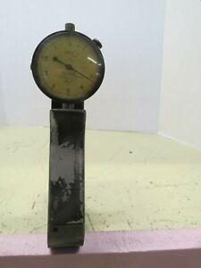 """FEDERAL DIAL SNAP GAGE MODEL #1330P-31 WITH .0001"""" DIAL INDICATOR"""