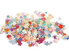 Assorted Flower Shaped Sequins - 10g | Sequin Craft Supplies