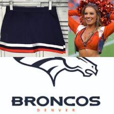 Cheerleading Uniform  Skirt  Denver Bronco Colors Youth Med