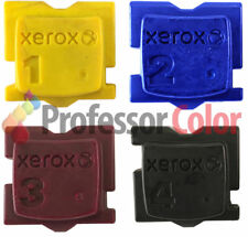 GENUINE XEROX ColorQube 8570 / 8580 INK 4 COLORS