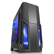 Fast Gaming Computer PC Intel i5 Quad Core 3.10GHz 8GB Ram 1TB HDD Windows 10
