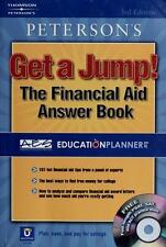 Peterson's Get a Jump! The Financial Aid Answer Book by Peterson's